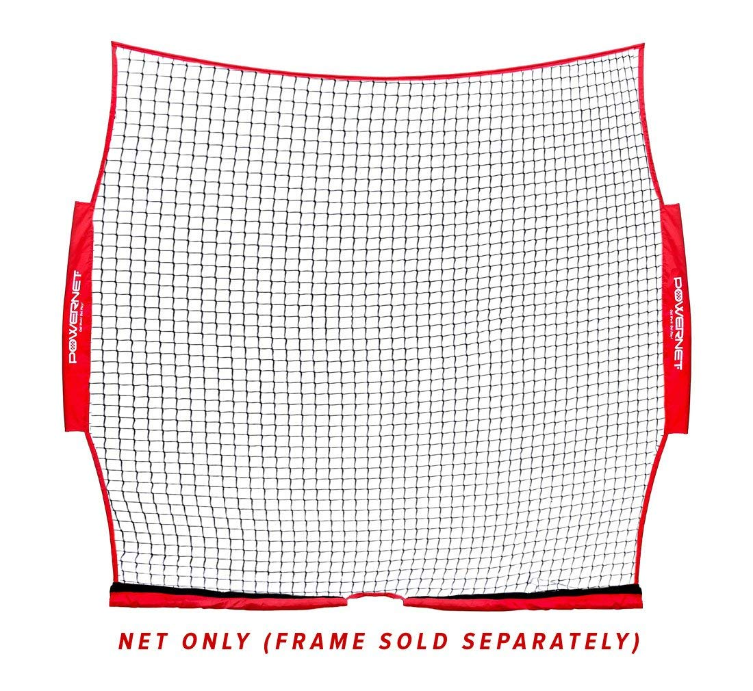 PowerNet 8 ft x 8 ft Barrier Protection Screen (NET ONLY)