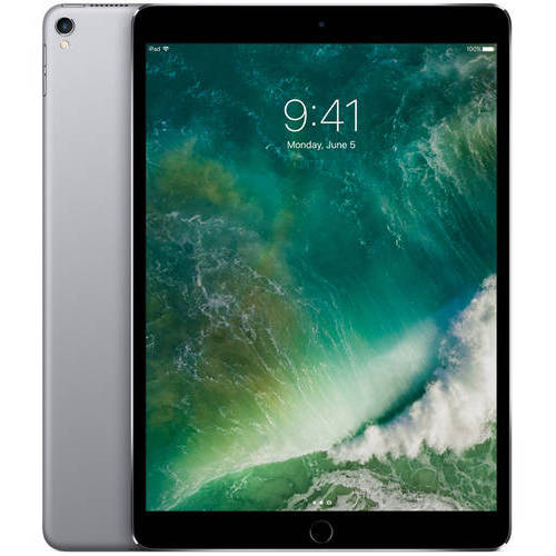 Apple 10.5-inch iPad Pro Wi-Fi 256GB Space Gray by Apple