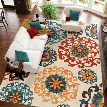 Better Homes And Gardens Suzani Multi Area Rug