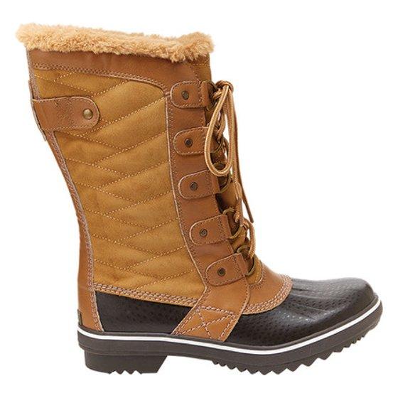 b95991bba Jambu - Womens JBU by Jambu Lorna Cold-Weather Boots, Tan - Walmart.com