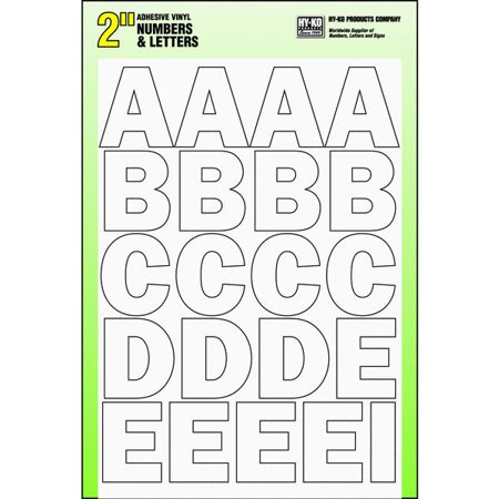 self stick letters and numbers walmartcom With self stick letters and numbers