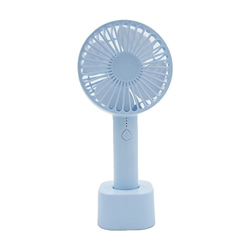 Usb Portable With Light Rechargeable Portable Handheld Fan Summer Essential Fan Portable Fan Mini Fan For Travel Office Home