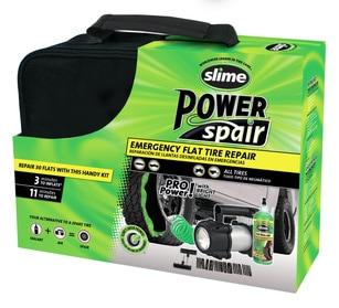 Slime Power Spair Flat Tire Repair Kit 70004 Walmart Com