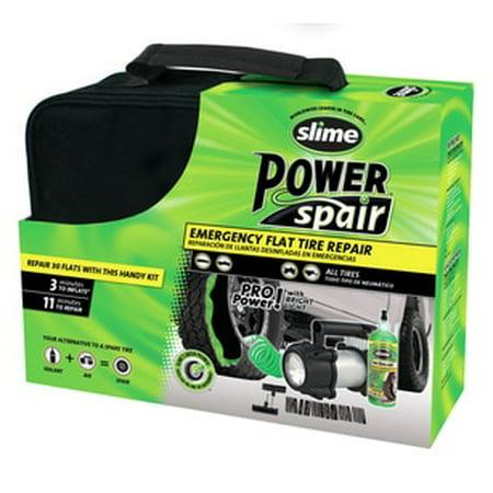 Slime Power Spair Flat Tire Repair Kit - 70004