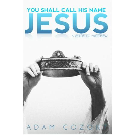 You shall call his name jesus - eBook