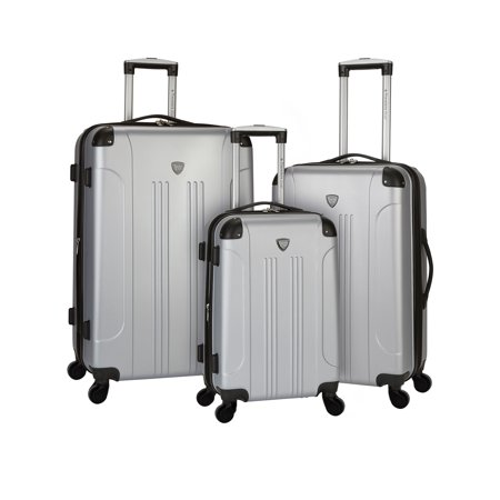 3 pc. Expandable hard-side luggage set