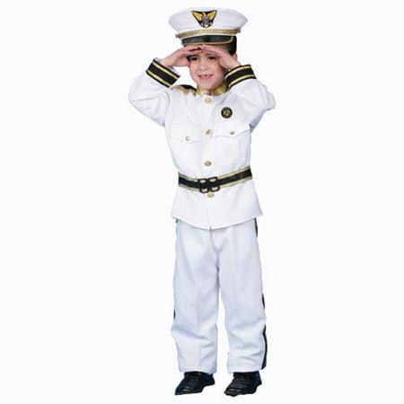 Deluxe Kid's Navy Admiral Costume](Admiral Ackbar Costume)
