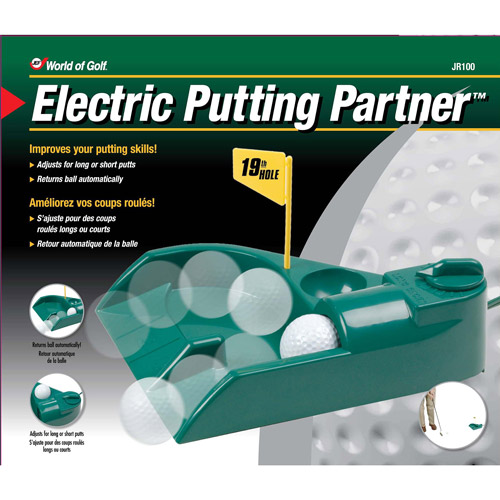 JEF World of Golf Electric Putting Partner
