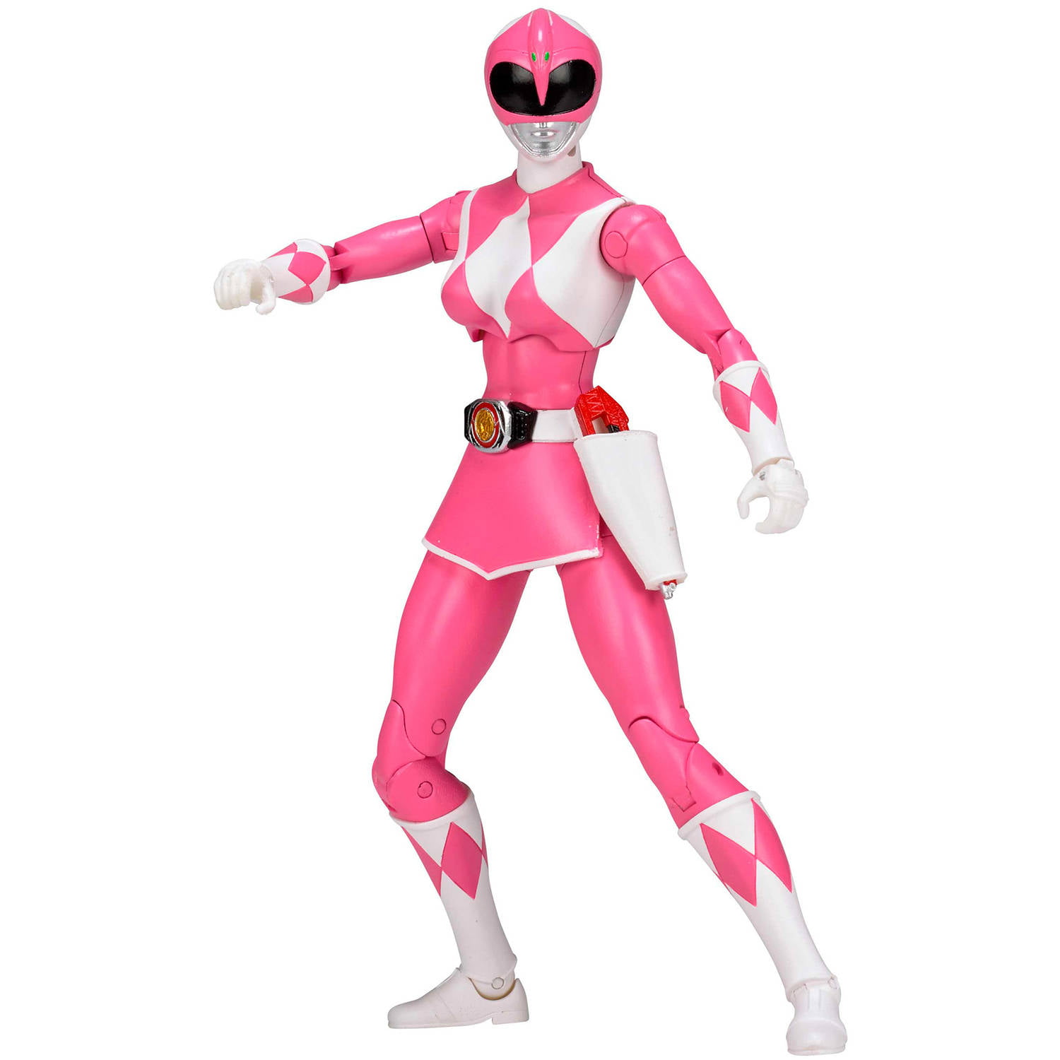 Power Rangers Legacy Mghty Morphin Pink Ranger by Bandai America