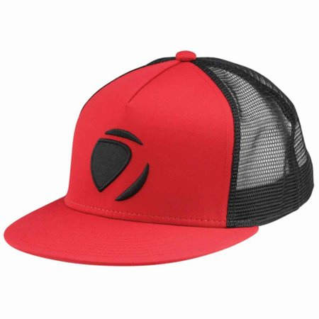 Dye Paintball Snap Hat - Icon - Red - OSFM
