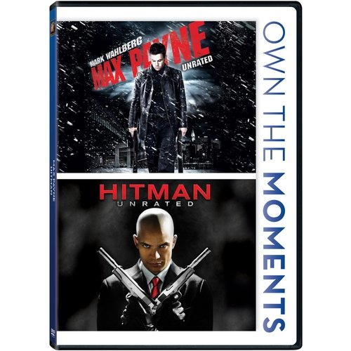 Max Payne / Hitman (Widescreen)
