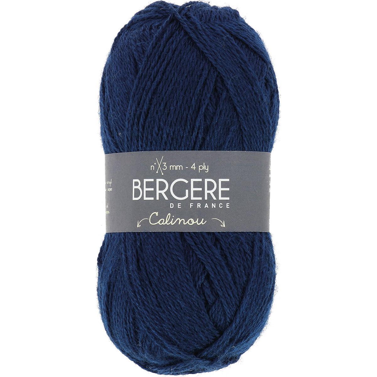 Bergere De France Calinou Yarn-Bleu Nuit