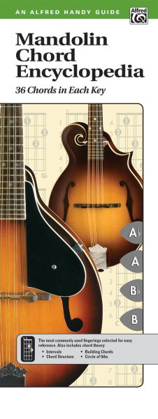Mandolin Chord Encyclopedia by