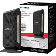Best Wireless Cable Modems - NETGEAR Ultra-High Speed Cable Modem DOCSIS® 3.1 Review