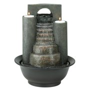 Best Indoor Fountains - Small Water Fountain, Modern Table Top Fountains Indoor Review