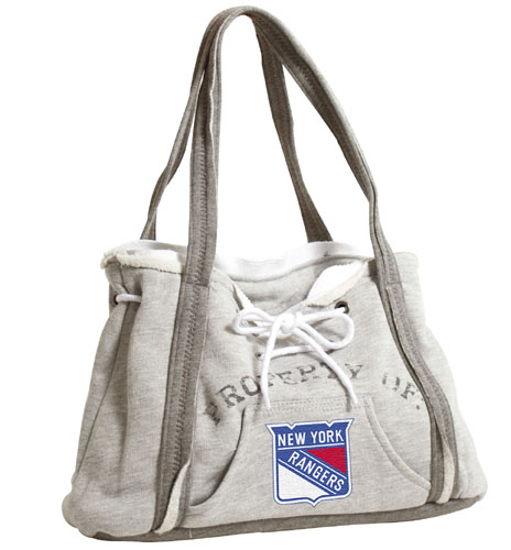 New York Rangers Property of Hoody Purse