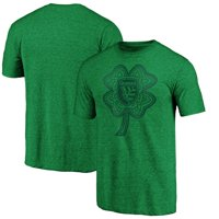 San Jose Earthquakes Fanatics Branded St. Patrick's Day Celtic Charm Tri-Blend T-Shirt - Green