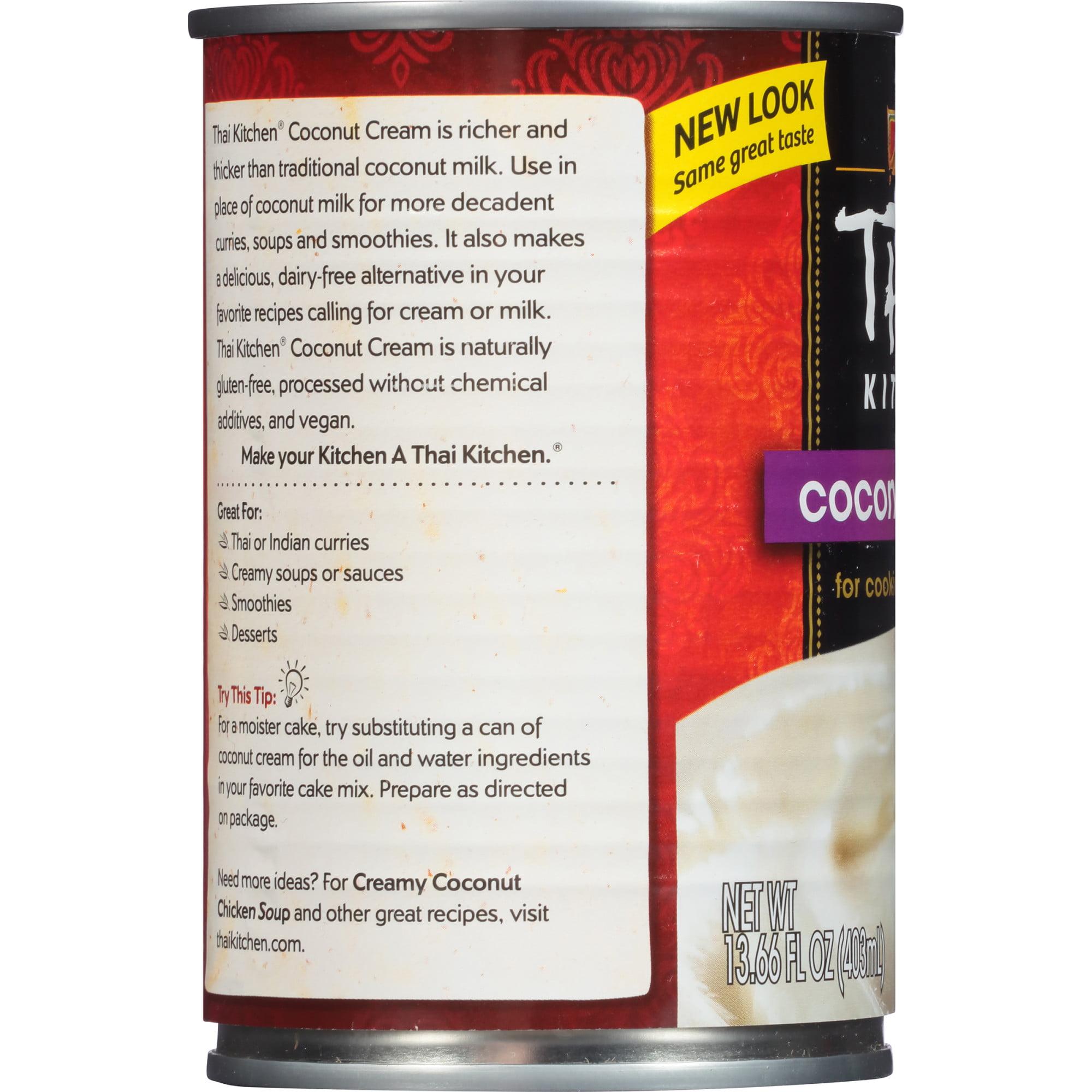 Outstanding 3 Pack Thai Kitchen Gluten Free Coconut Cream 13 66 Fl Oz Interior Design Ideas Clesiryabchikinfo