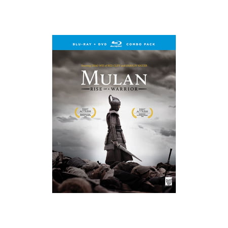 Mulan: Rise of a Warrior (Blu-ray) for $<!---->
