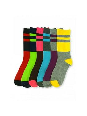12-Pack: Mopas Women's Mid-Rise Socks - Assorted Styles