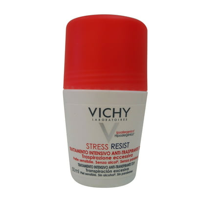 Vichy Stress Resist Intensive Antiperspirant 72hr, 1.69 Oz