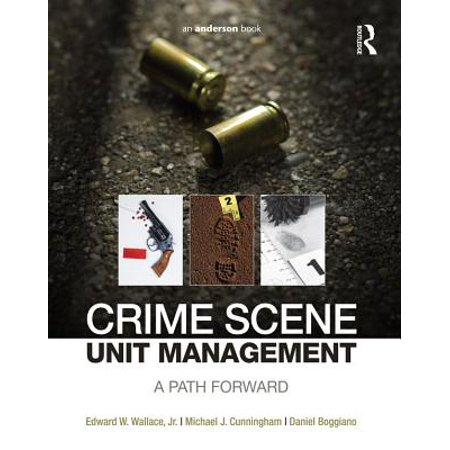 Crime Scene Unit Management - eBook