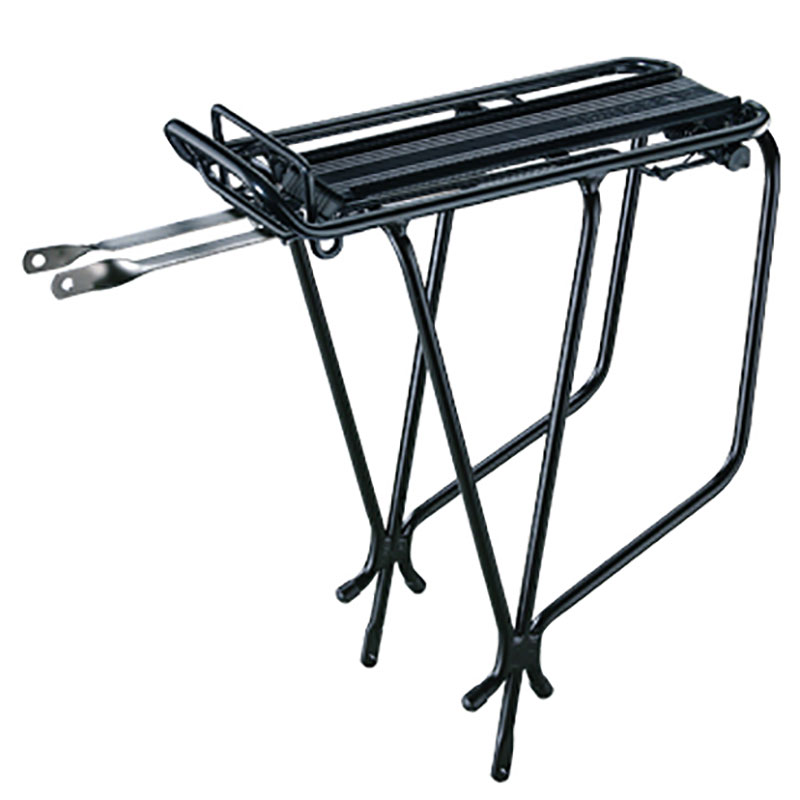 Topeak Super Tourist MTX Quick Release Rear Mount Bike Bag Rack w/Spring Clip
