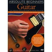 Absolute Beginners: Guitar DVD (DVD)