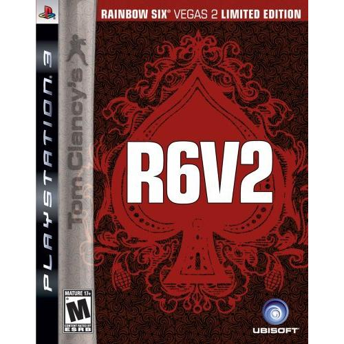 Ubisoft 39395 Rainbow 6 Vegas 2 Le Ps3