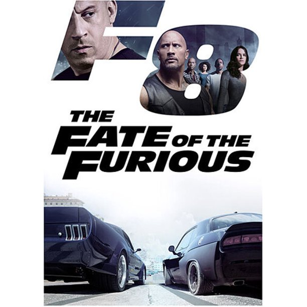 The Fate of the Furious (DVD + Digital Copy)