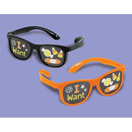 Glasses Val Pk Pr I Want Candy - Val Halloween