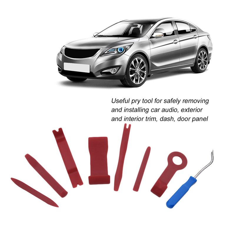 7PCS/SET Car Radiao Panel Trim Removable Tool Set Installation Repair Tool