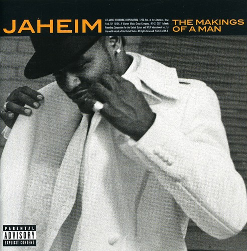 The Makings Of A Man (CD) (explicit)