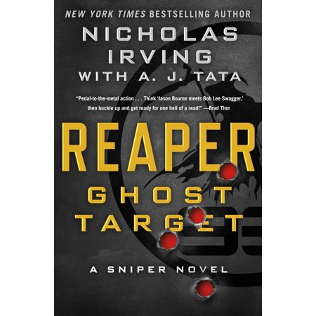 Reaper: Ghost Target : A Sniper Novel (Best Ghost Novels For Adults)