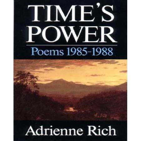 Time's Power: Poems, 1985-1988 - image 1 de 1