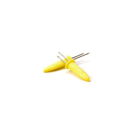 3132 Corn Holders with 2 S/S Prongs - 144 / BX By Stanton -