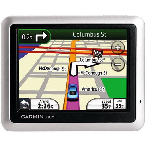 "Garmin Refurbished Nuvi 1250 3.5"" Ultra-Thin GPS"