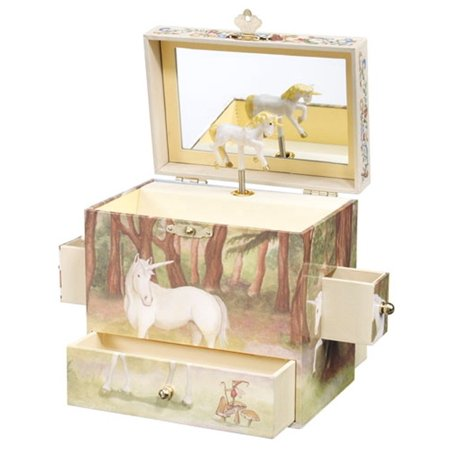 Music Treasure Box - Enchantmints Unicorn Music Treasure Box Plays