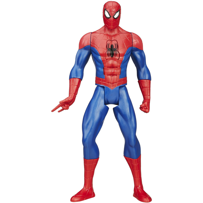 Ultimate Spider-Man Web Warriors Titan Hero Word-Slinging ...