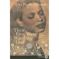 Their Eyes Were Watching God (Paperback)(Large Print)