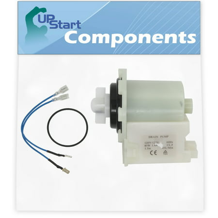 8540024 Washer Drain Pump Motor Only Replacement for Maytag MHWZ600WR00 Washing Machine - Compatible with 8540024 Water Pump - UpStart Components - Maytag Washer Motor