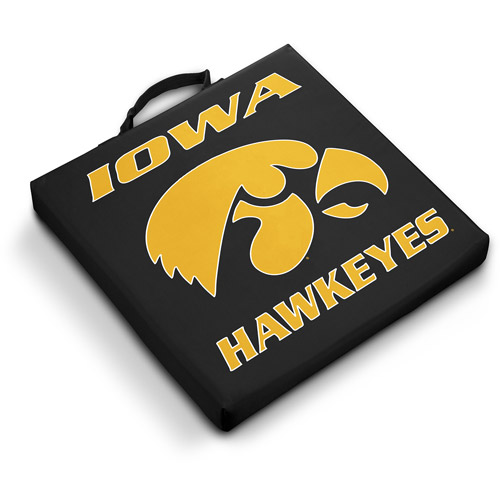 Logo Chair NCAA Iowa Stadium Cushion