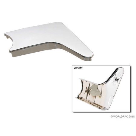 Seat Hinge Cover (Genuine W0133-1624158 Seat Hinge Cover for Mercedes-Benz Models )
