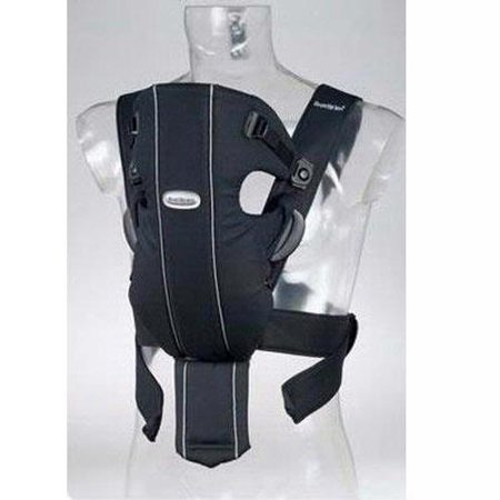 b457191868b Baby Bjorn 023056US Original Infant Carrier City Black - Walmart.com