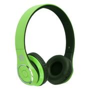 Life n soul Bluetooth Headphones Green - Stereo - Green - (Refurbished)