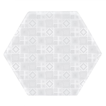 Dream on Me Hexagon Mattress Pad
