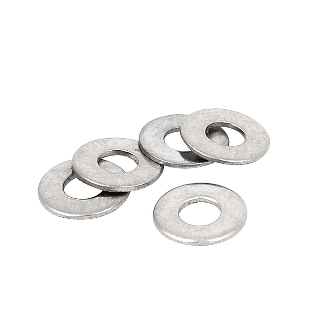 Screws 3mm x 7mm x 0.5 mm Metal Screw Washer 50 Pcs !