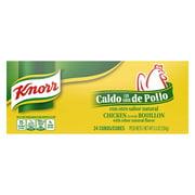 Knorr Cube Bouillon, Chicken, 24 cubes, 9.3 oz