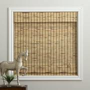 Safe-er-Grip Rustique Bamboo 98-inch Long Roman Shade