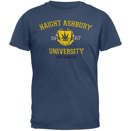 Haight Ashbury - Higher Ed T-Shirt